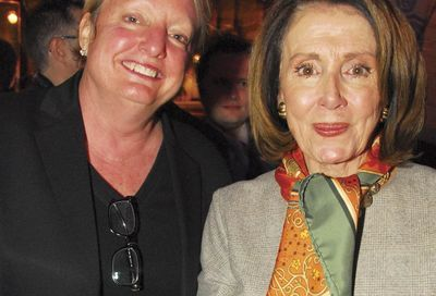 DCCC ''RuPaul's Drag Race All Stars'' Watch Party with Nancy Pelosi